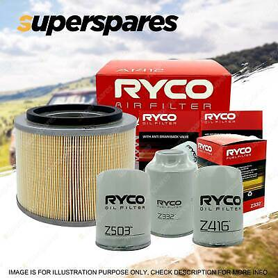 Ryco 4x4 Filter Service Kit RSK14 for Nissan Patrol 4.2 GU 98-07