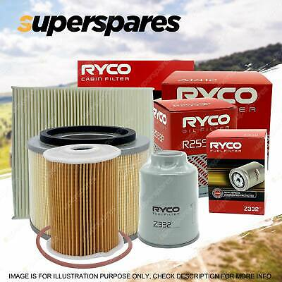 Ryco 4x4 Filter Service Kit RSK24C for Nissan Patrol GU 3.0 00-ON
