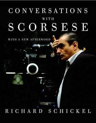 Conversations with Scorsese by Richard Schickel (English) Paperback Book Free Sh