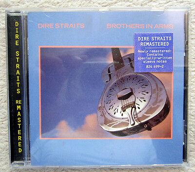 Cd / Dire Straits / Brothers In Arms / Vertigo/ 1996 /