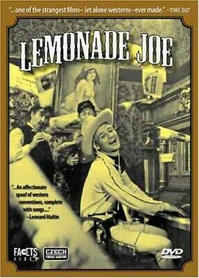 Lemonade Joe (2012, REGION 0 DVD New) BW/DVD-R/CZH LNG/ENG SUB