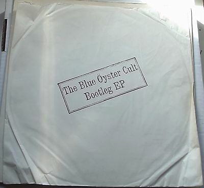 The Blue Oyster Cult Bootleg Ep 1972 Columbia As 40 Near Mint U.s. White Label