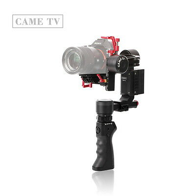 CAME-TV Optimus 3 Axis Camera Gimbal 32bit Boards With Encoders 360 degrees