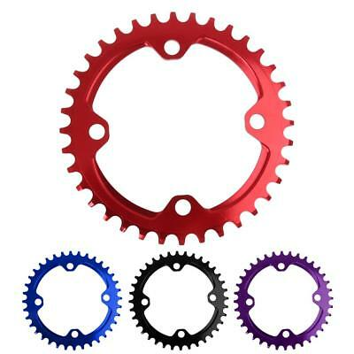 Aluminum Narrow Wide Single Chain Ring Race Bike 32T 34T 36T Chainring 104mm BCD