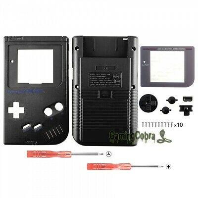 Full Housing Case Button Kits Replacement Parts for Game Boy Original DMG-01