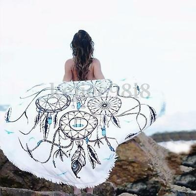 Indian Tapestry Wall Hanging Mandala Dreamcatcher Bedspread Throw Bohemian Cover