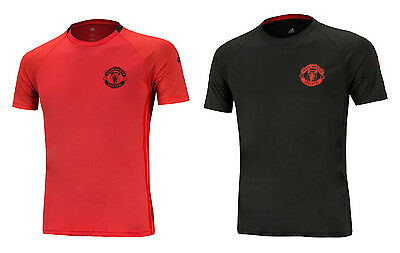 0b0a30ab4f9 Adidas 16-17 Manchester United EU Training Jersey Top Shirts Soccer Football