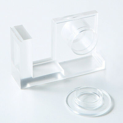 MUJI Acrylic tape dispenser for Small tape from JAPAN