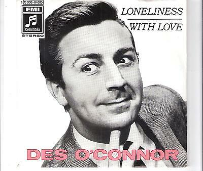 DES O´ CONNOR - Loneliness