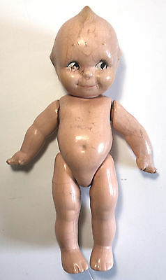 "12.5"" Composition Rosie O'Neill Kewpie- As is from Estate"