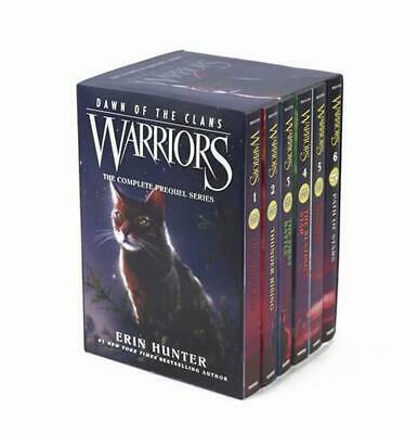 Warriors: Dawn of the Clans Box Set by Erin Hunter (English) Paperback Book Free