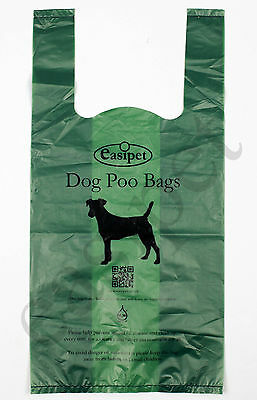 Dog Poo Bags Pet Puppy Poop Scoop Waste Large Eco-Friendly Biodegradable 500pcs