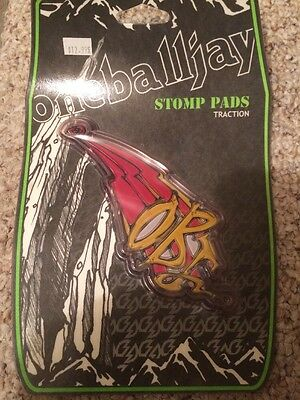 One Ball Jay Snowboard Stomp Pad Traction Pad Shooting Comet
