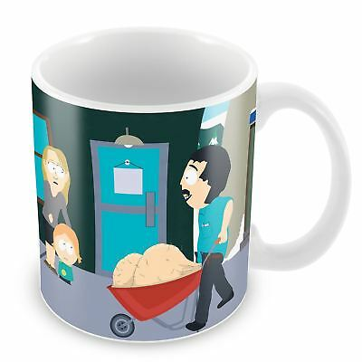 Mug  south park randy marsh balls couilles