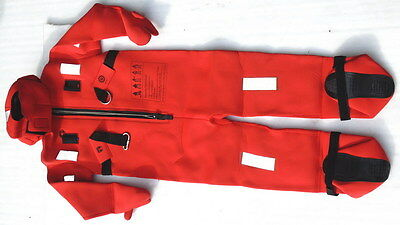 Hfy-2 Insulated Immersion Suit Solas Approved Thermal Protective Suits