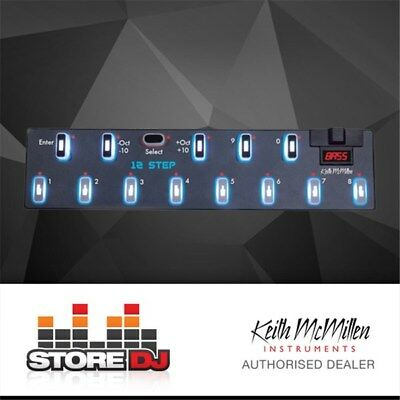 Keith McMillen 12 Step MIDI Foot Controller