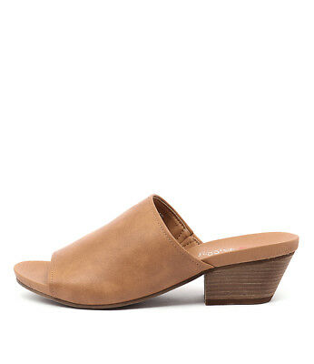 New I Love Billy Conny Tan Womens Shoes Casual Sandals Heeled