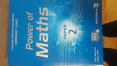 Power of maths - Leaving Cert Ordinary Level - Educate.ie