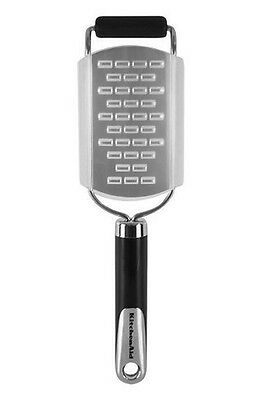 KitchenAid Flat Grater Black NEW Free Shipping