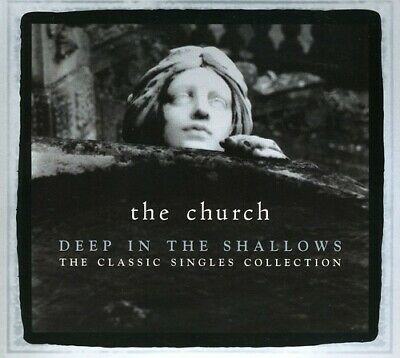 The Church - Deep In The Shadows: 30th Anniversary Singles Collection [New CD]