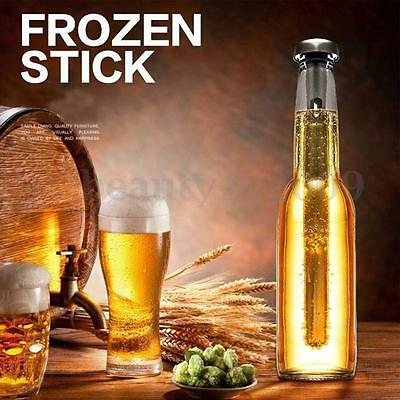 Stainless Steel Beer Wine Cooling Stick Frozen Stick Chiller Cooler Wholesale