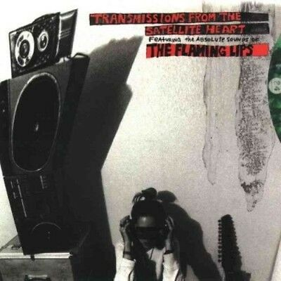 Transmissions from the Satellite Heart - Flaming Lips LP