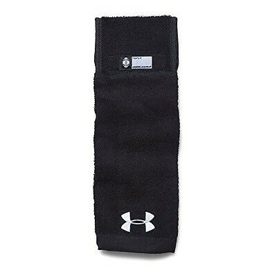 Under Armour Undeniable Player Towel, Black (001), One Size