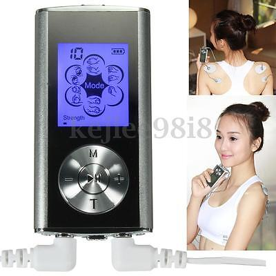 Electronic Pulse Acupuncture Massager TENS Digital Machine Full Body Pain Relief