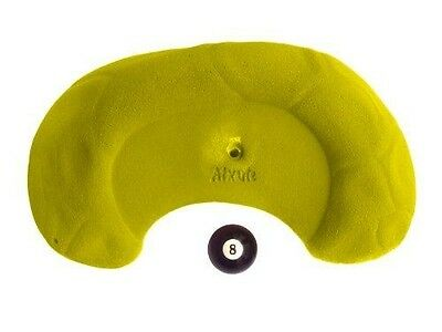 Atxarte Font Wheel Climbing Holds, Yellow
