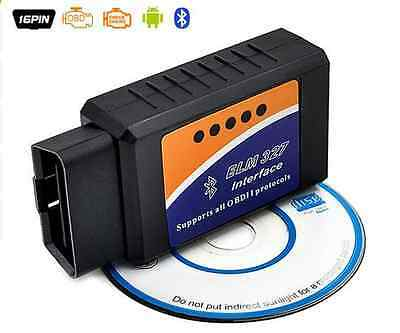 Elm 327 Bluetooth Obd Obd2 Odb2 Obdii Diag Diagnostique Scanner Elm327