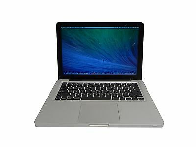 "Apple Macbook Pro 13"" A1278 Core2Duo 2.4GHz 4GB RAM 250GB HDD +FREE iBENZER CASE"