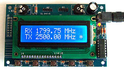 ATV LCD KIT Digital frequency control for DFM Boards