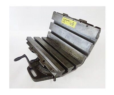 """11"""" x 5"""" x 10-1/2"""" Tilting Table Workholding Fixture"""