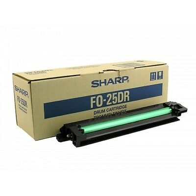 Sharp FO-25DR FO25DR Drum Unit for FO-IS125N Fax Machine (20,000 Yield) New OEM