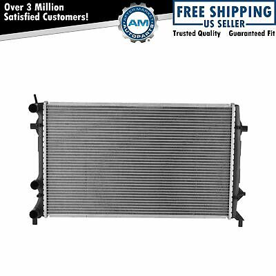 Radiator Assembly Plastic Tanks Aluminum Core Direct Fit for VW Jetta Beetle New