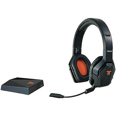 Tritton Primer Wireless Stereo Gaming Headset - BLACK - NEW OTHER