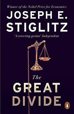 The Great Divide, Stiglitz, Joseph | Paperback Book | 9780141981222 | NEW