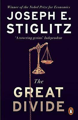 The Great Divide by Stiglitz, Joseph | Paperback Book | 9780141981222 | NEW
