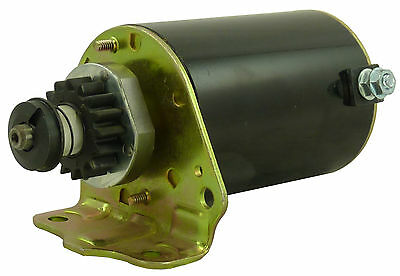 NEW Starter for Briggs 497401 494198 494990 11-18 HP 5746