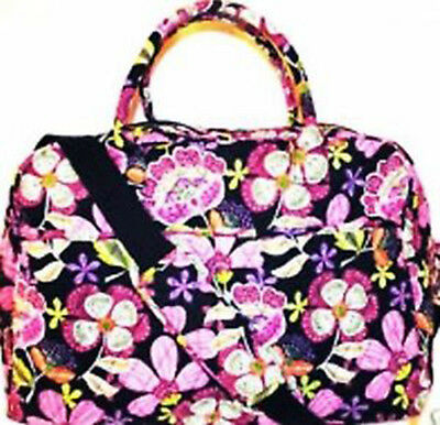 Vera Bradley Weekender Travel Bag in Pirouette Pink