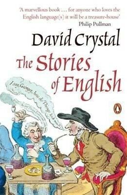 The Stories of English by David Crystal Paperback Book