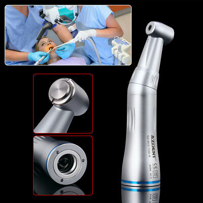 Dental NSK Style Inner Water Spray Push Button Contra Angle Low Speed Handpiece