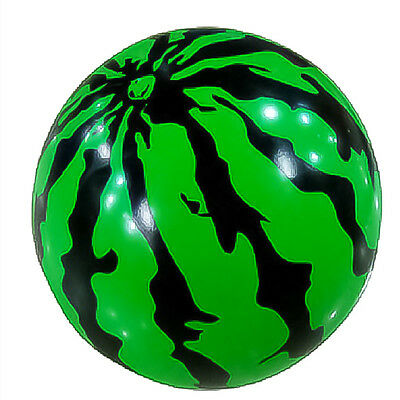 Hot 1Pcs Cute Watermelon Shape Inflatable Blowup Beach Ball Party Swimming Toy
