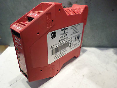 Allen Bradley - Guardmaster Safety Monitoring Relay - 440R-N23126 - Msr127T