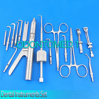 Orthodontic Dental Morrel Manual Automatic Crown bridges Remover Matrix Retainer