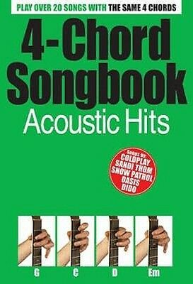 4-chord Songbook by Paperback Book