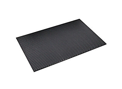 RC Carbon Fiber Sheet 300 x 200 x 4mm