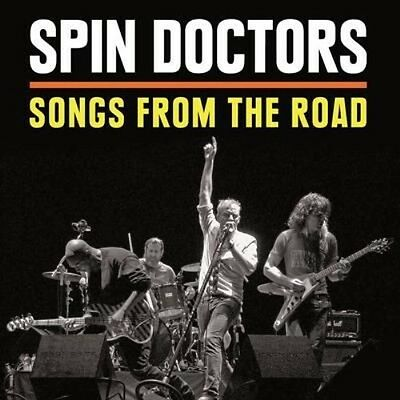 Songs from the Road - Doctors Spin Compact Disc