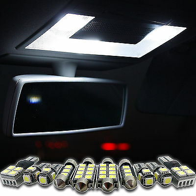 5050 LED Innenraumbeleuchtung Weiß für VW T5 Multivan Caravelle ab 2003 16 LEDs