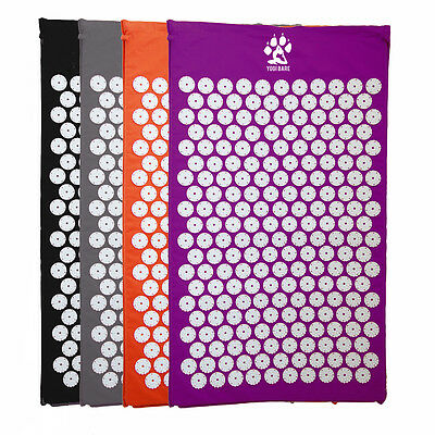 Yogi-Bare Acupressure mat / Bed of Nails / relaxation / massage